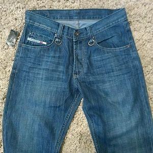 Diesel  YARIK Mens Jeans Italy 32/33